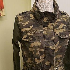 Jacket by Papaya Army Print size M